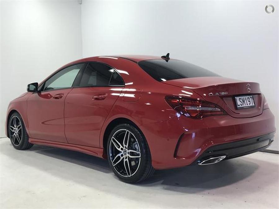 2018 Mercedes-Benz CLA 180 Coupe
