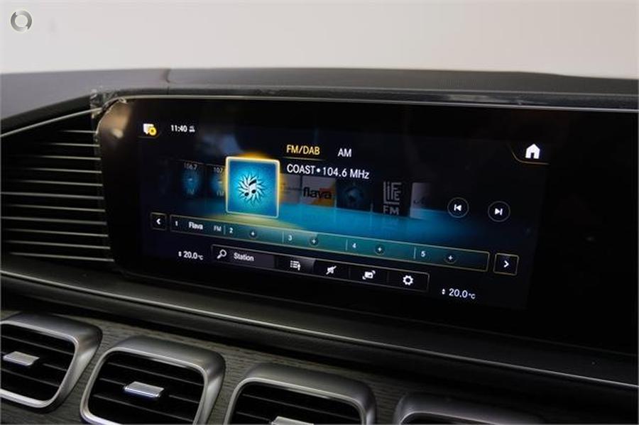 2020 Mercedes-Benz GLS 400 Wagon