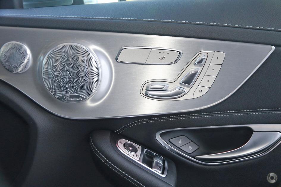 2019 Mercedes-Benz C 300 Coupe