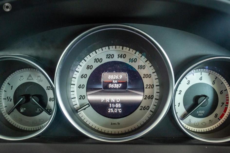 2013 Mercedes-Benz C 250 ELEGANCE Estate