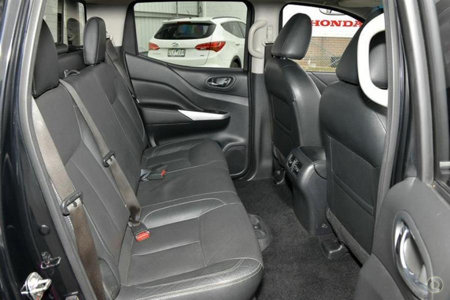2015 Nissan Navara ST-X