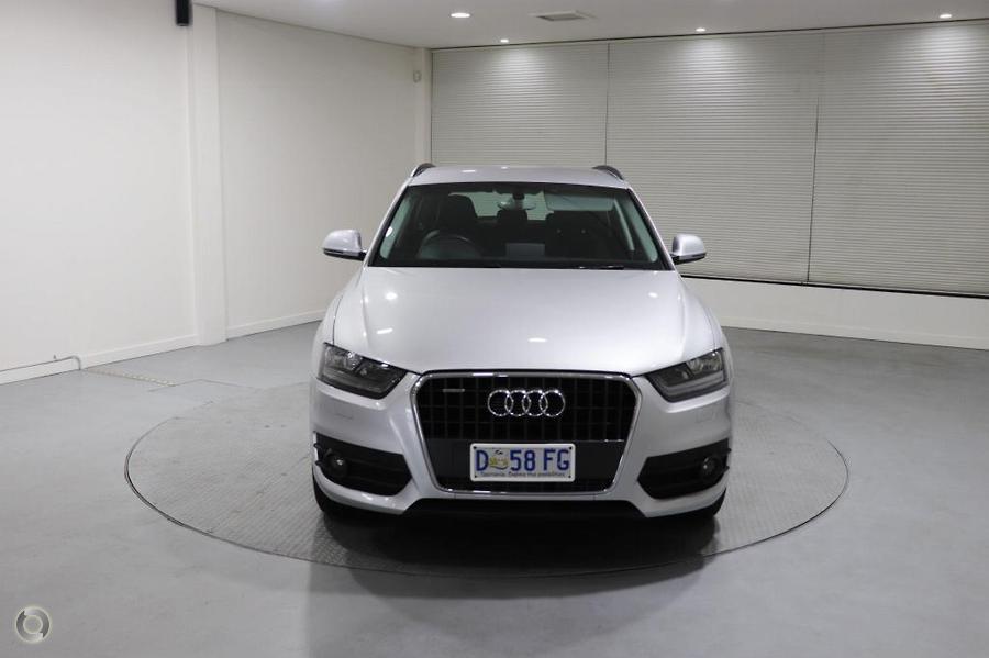 2013 Audi Q3 TFSI