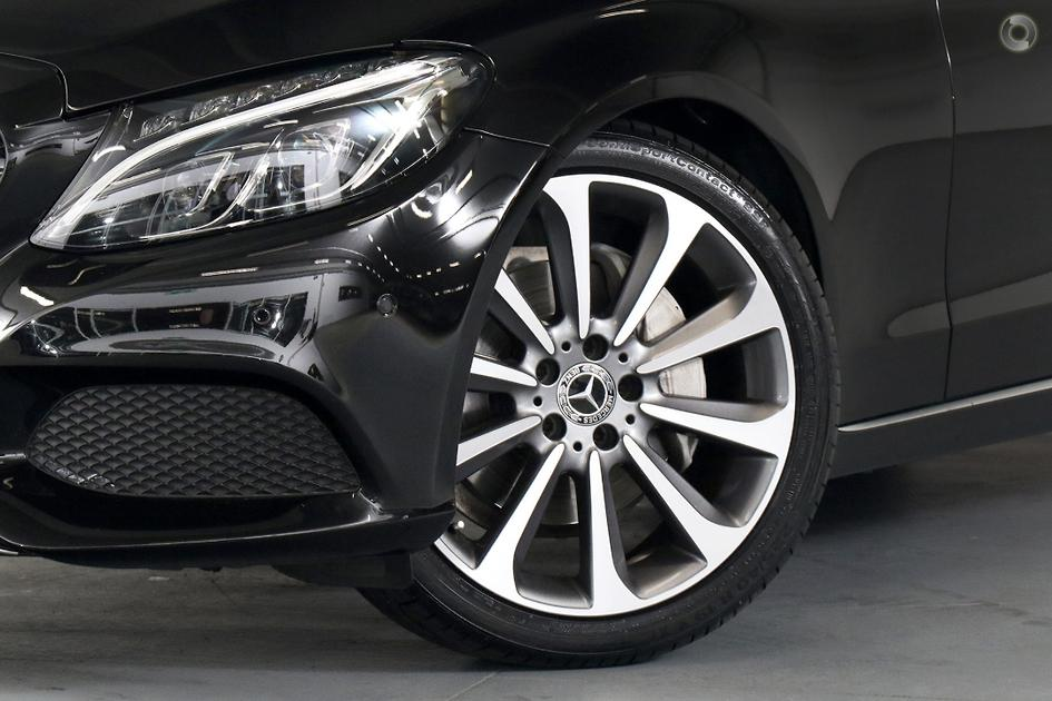 2017 Mercedes-Benz C 250 Estate