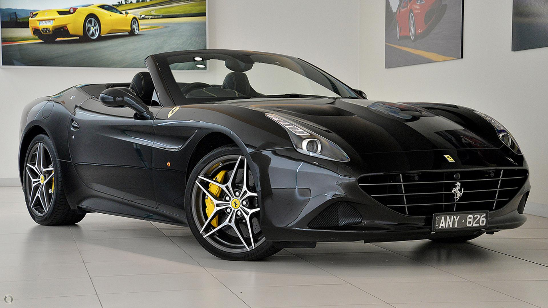 2017 Ferrari California T F149