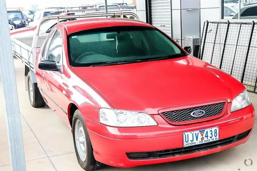 2003 Ford Falcon Ute XLS BA