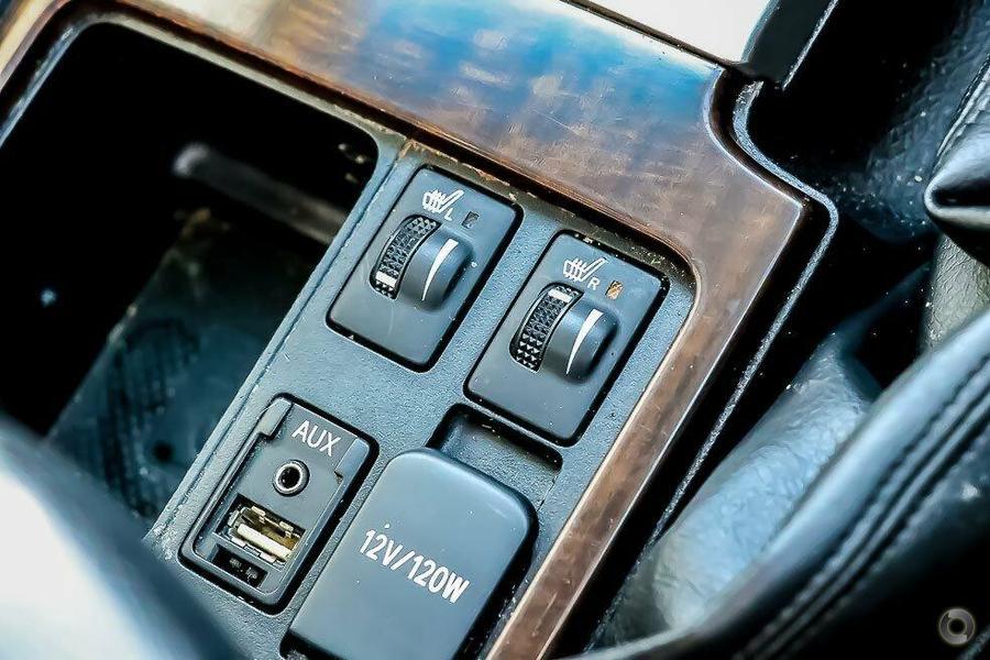 2009 Toyota Landcruiser Prado Kakadu GRJ150R