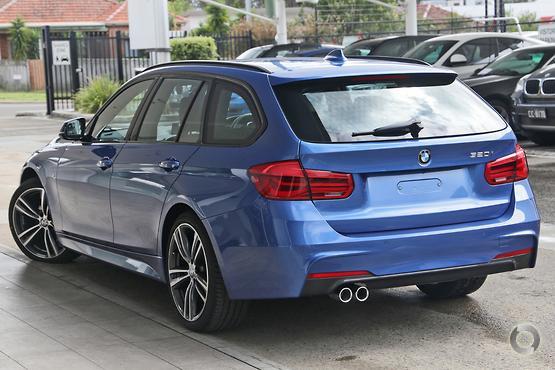 2017 BMW 320 i M Sport