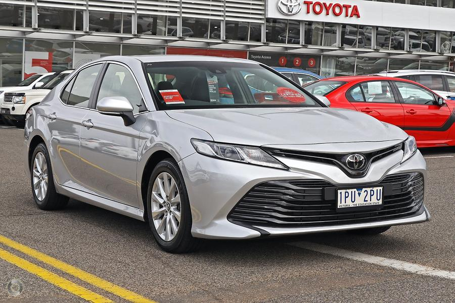 2019 Toyota Camry Ascent ASV70R