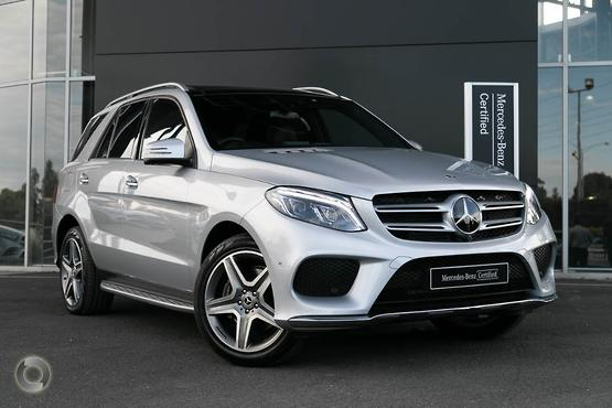 2018 Mercedes-Benz <br>GLE 250