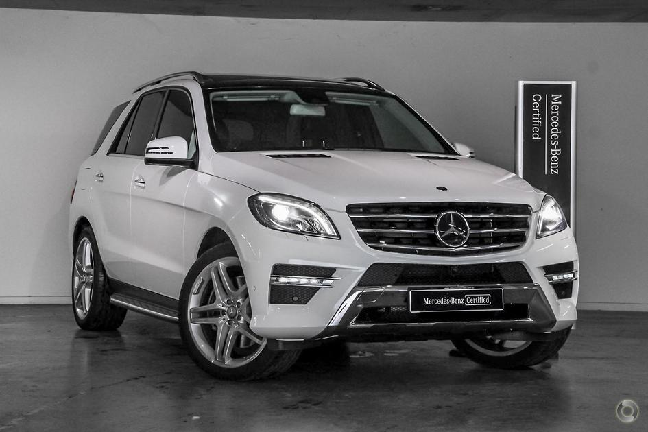 2014 Mercedes-Benz ML 500 Suv