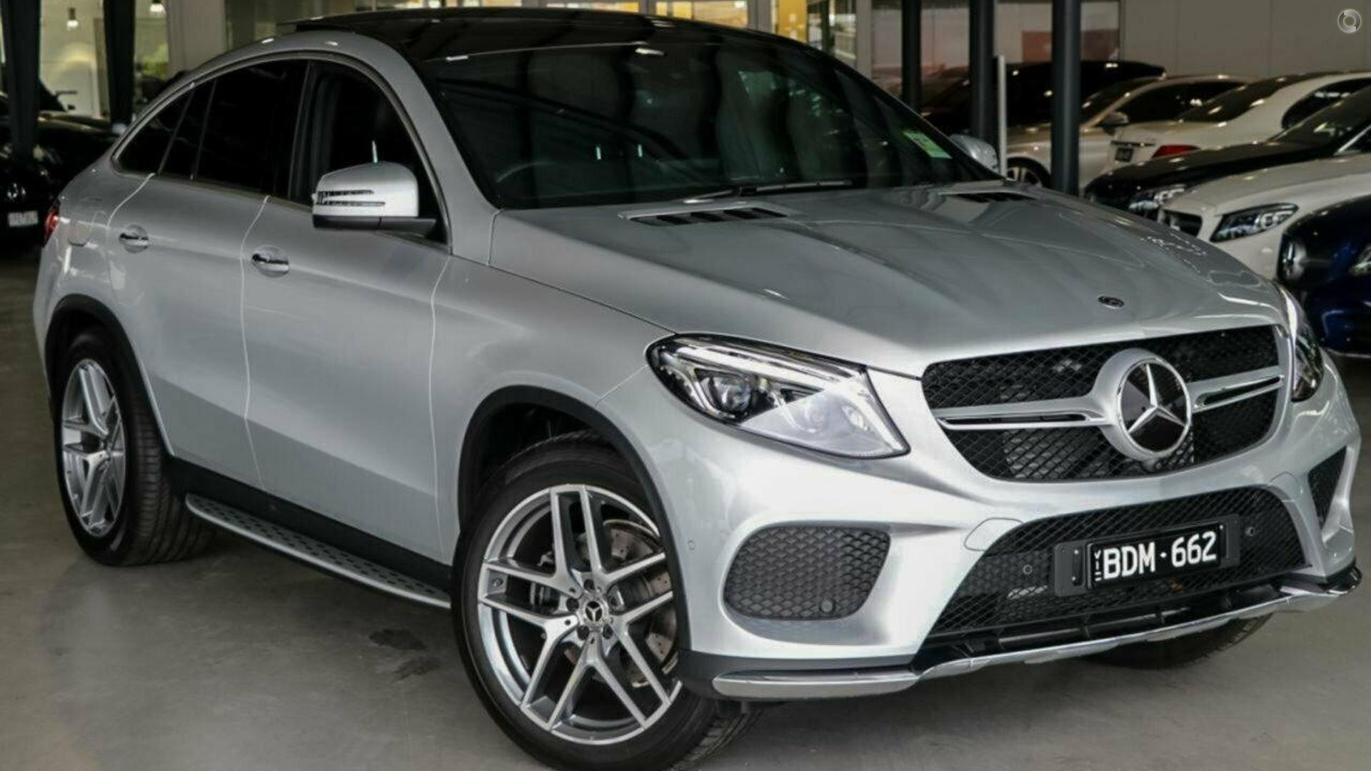 2019 Mercedes-Benz GLE 350 D Coupé