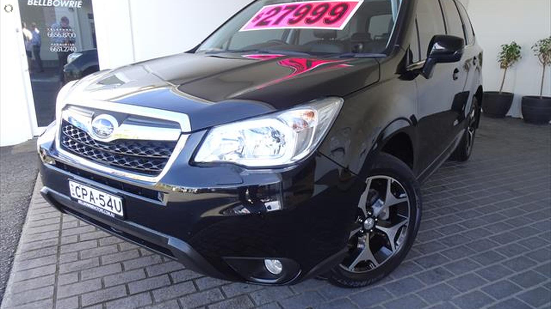 2013 Subaru Forester 2.5i-S S4