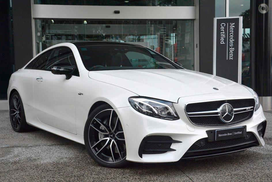 2018 Mercedes-Benz E 53 Coupe