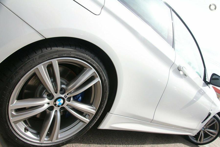 2016 BMW 420i Sport Line