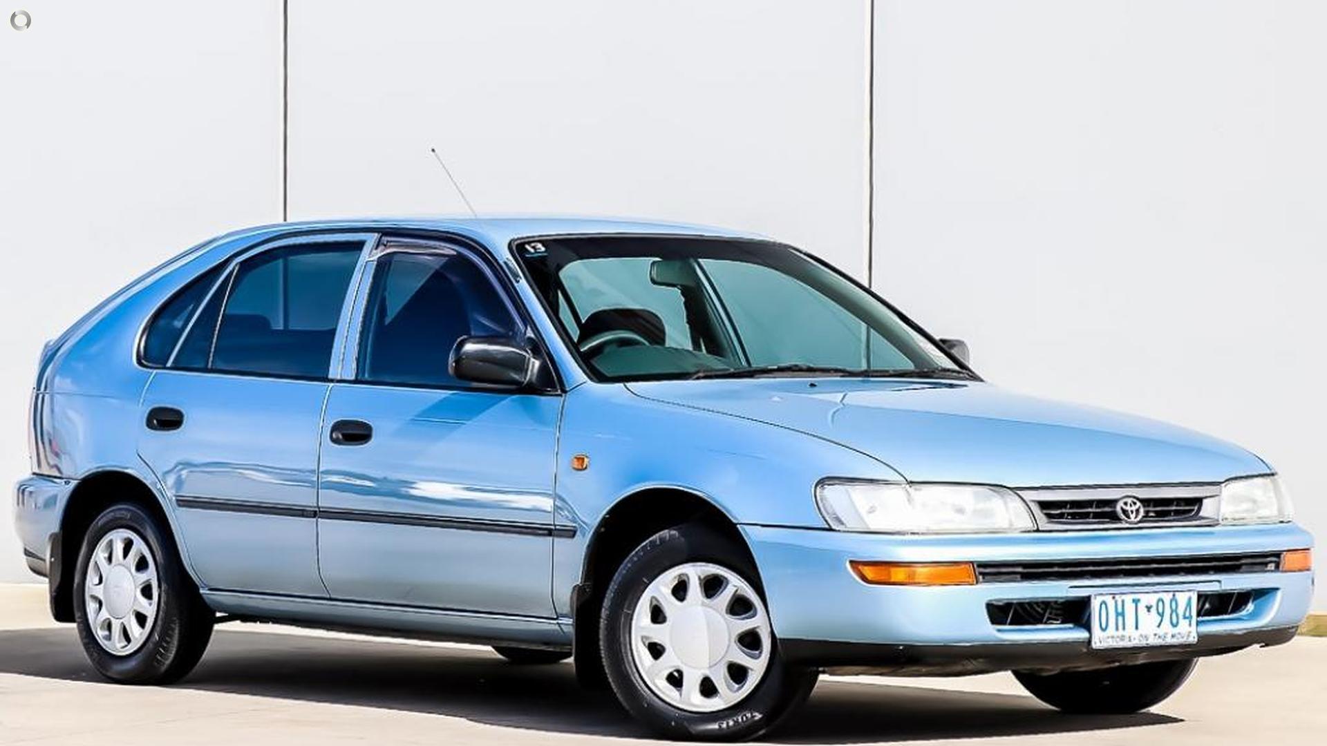1997 Toyota Corolla AE102R