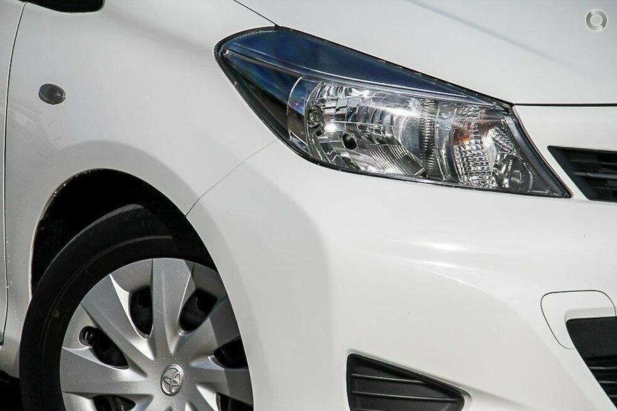 2014 Toyota Yaris YRS NCP131R
