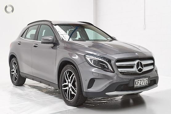 2016 Mercedes-Benz GLA 180