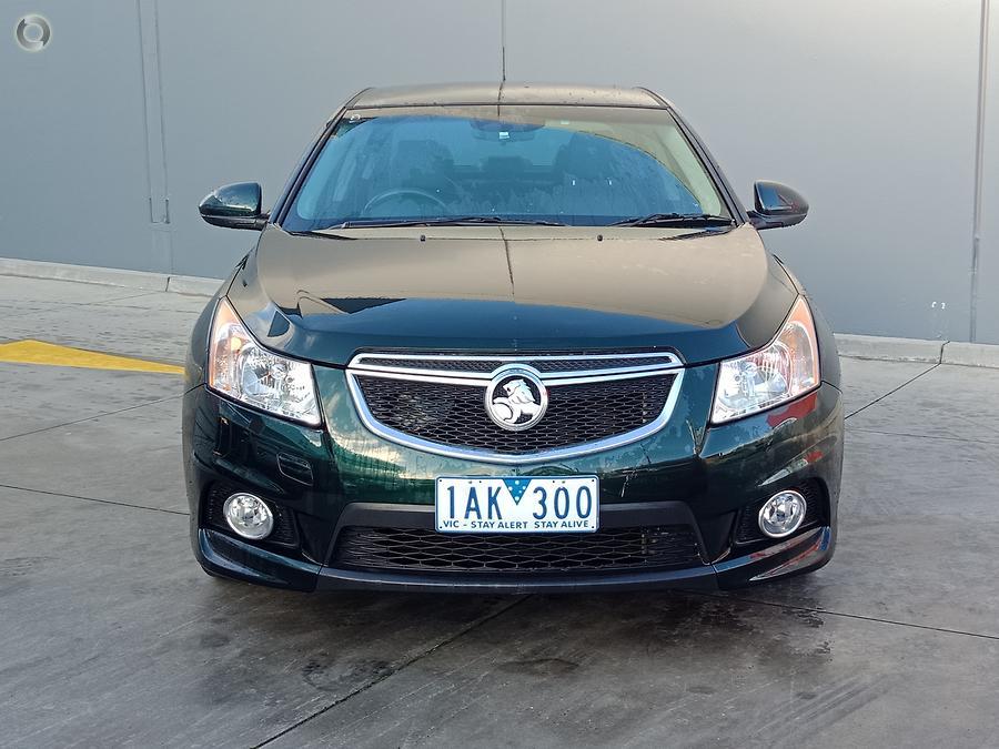 2013 Holden Cruze SRi-V JH Series II