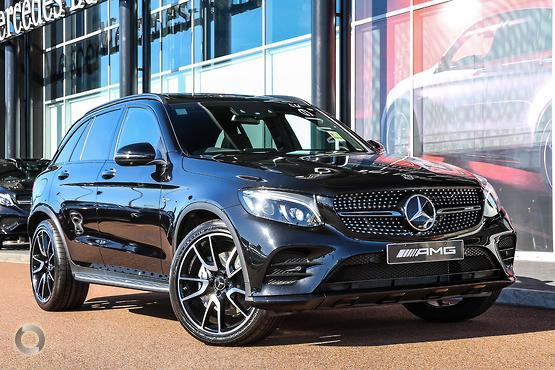 2019 Mercedes-Benz GLC 43 AMG