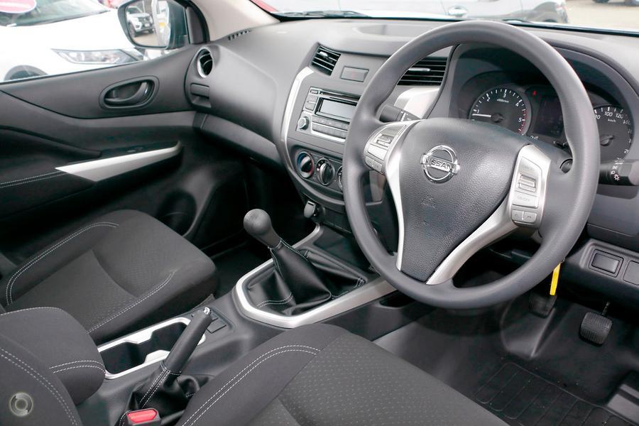 2018 Nissan Navara DX D23 Series 3