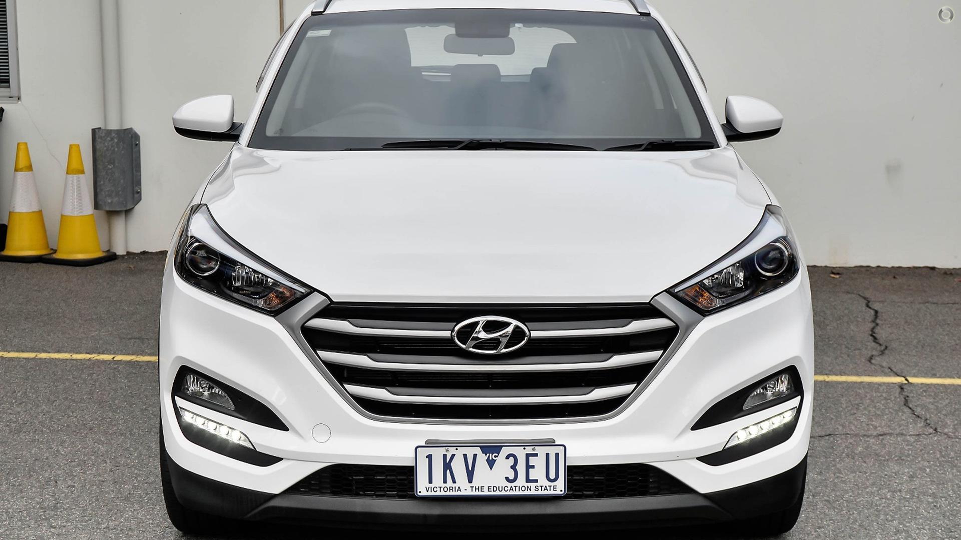2017 Hyundai Tucson Active TLe