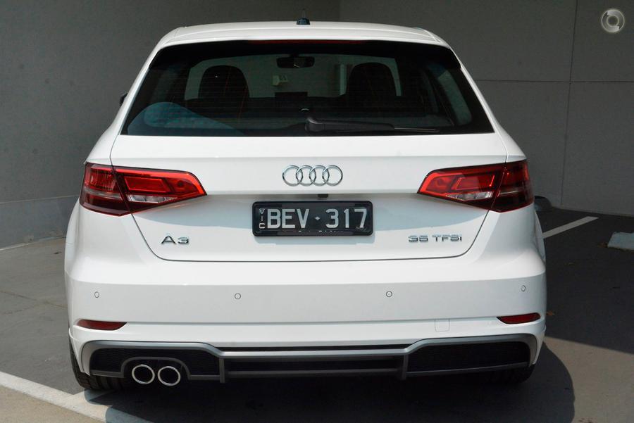 2019 Audi A3 35 TFSI S line plus 8V
