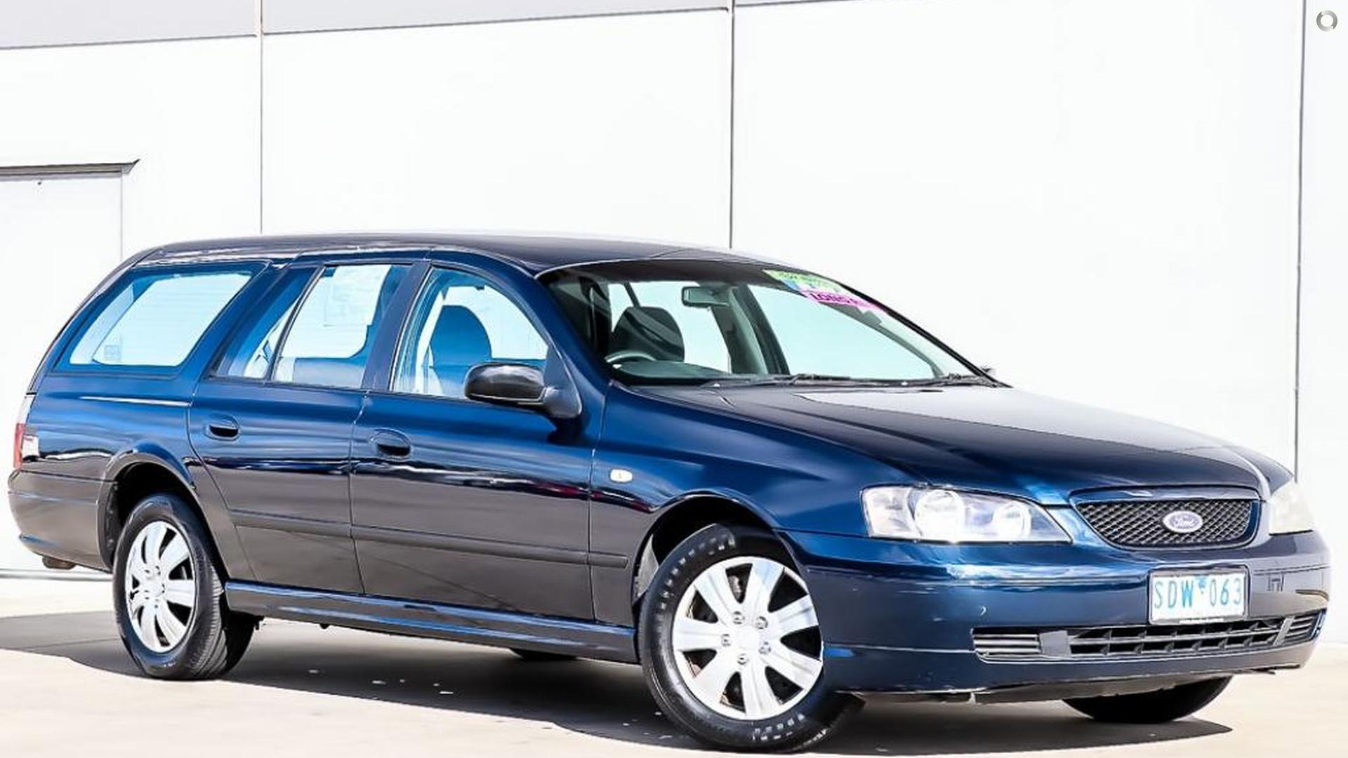 2003 Ford Falcon BA