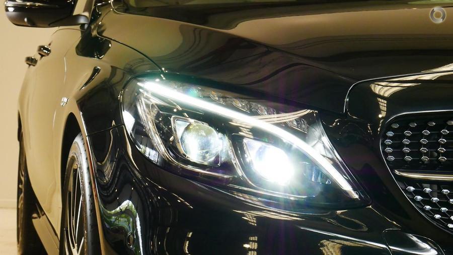 2017 Mercedes-AMG C 43 Sedan