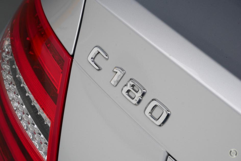 2013 Mercedes-Benz C 180 Coupe