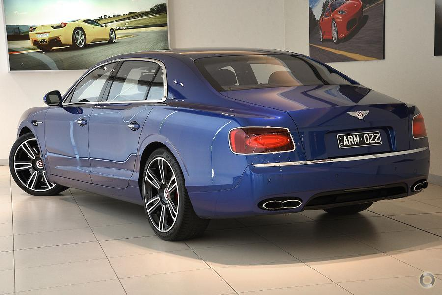 2017 Bentley Flying Spur  3W