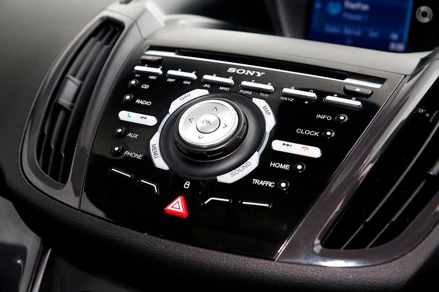 2014 Ford Kuga Titanium TF