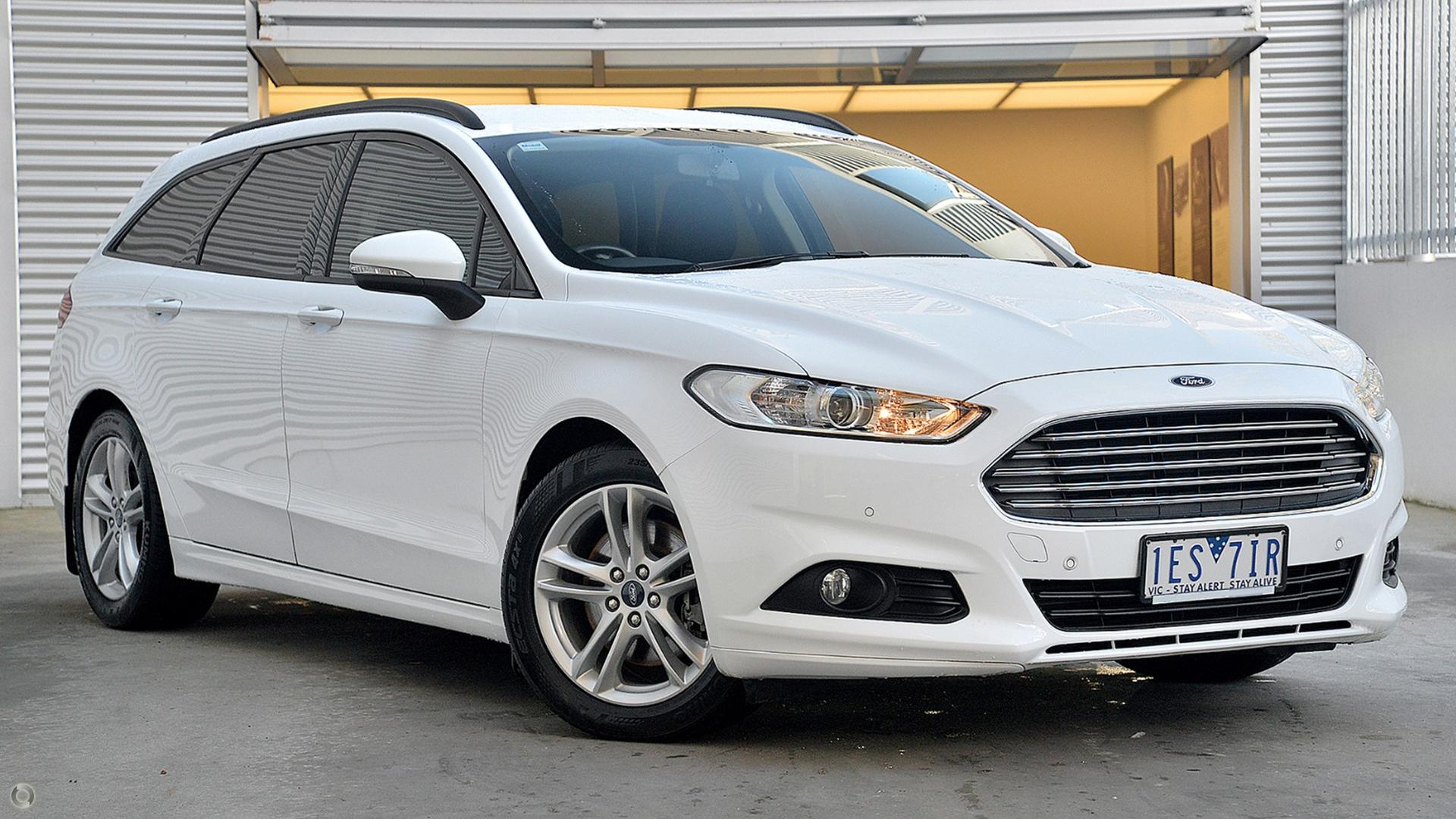 2015 Ford Mondeo Ambiente MD