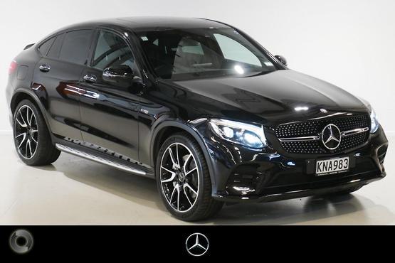 2017 Mercedes-AMG GLC 43