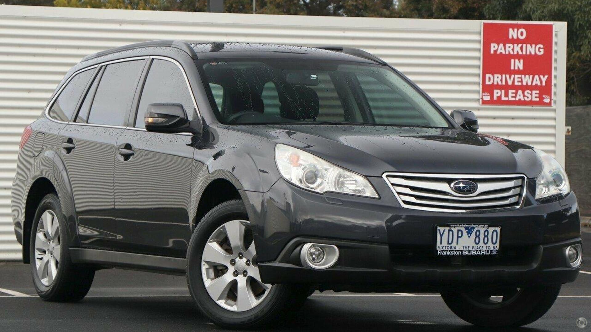 2010 Subaru Outback 3.6R Premium 4GEN