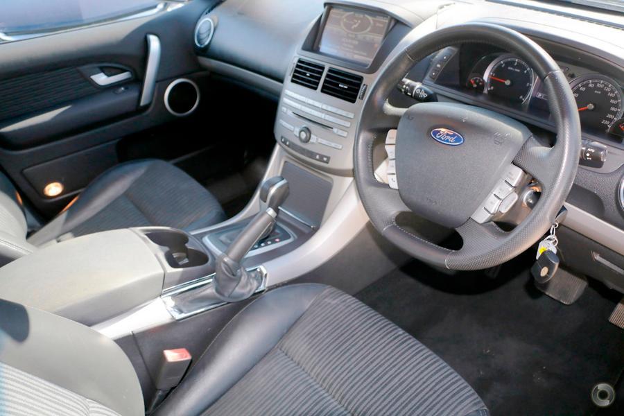 2014 Ford Territory TS SZ