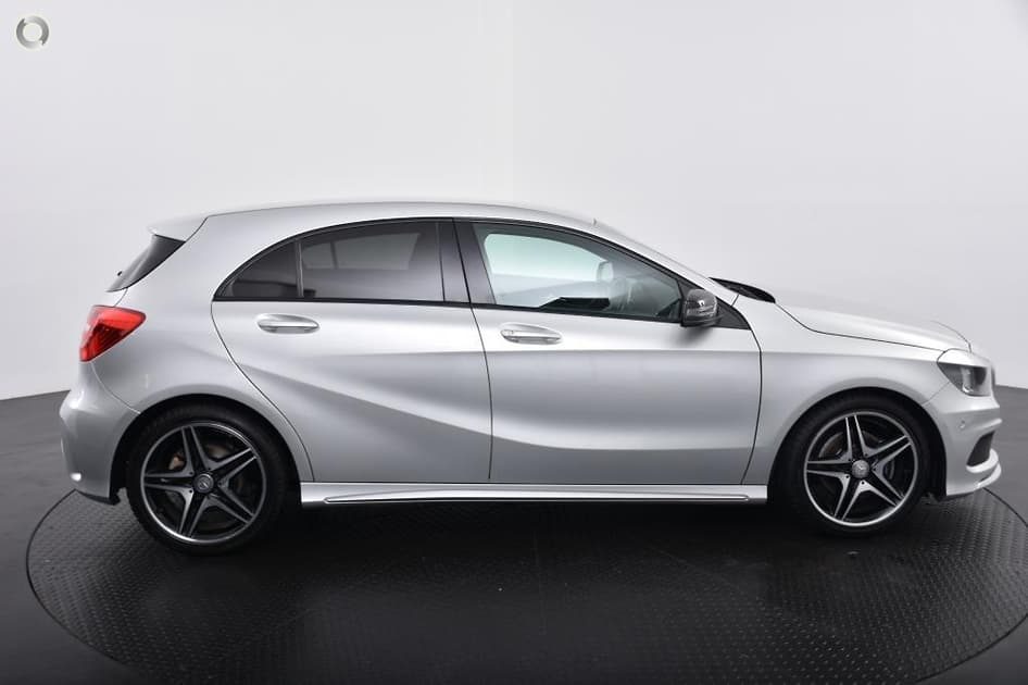 2013 Mercedes-Benz A 180 Hatch