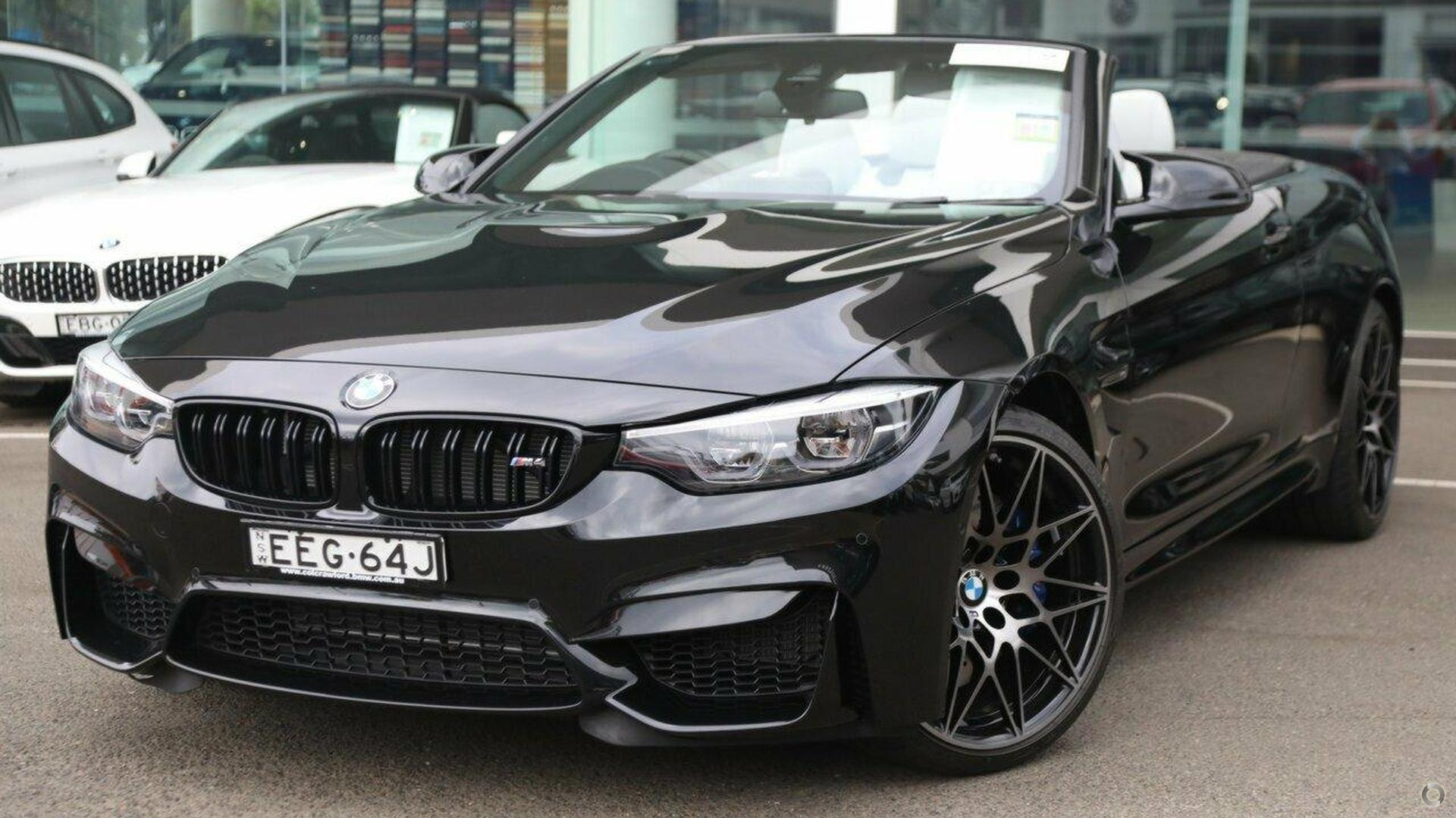 2019 BMW M4 Competition