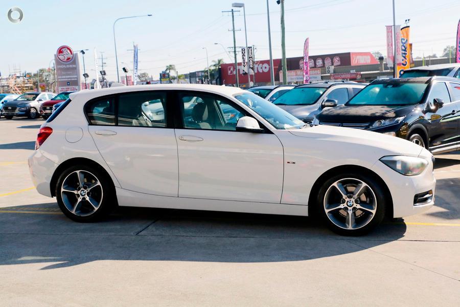 2012 BMW 116i  F20