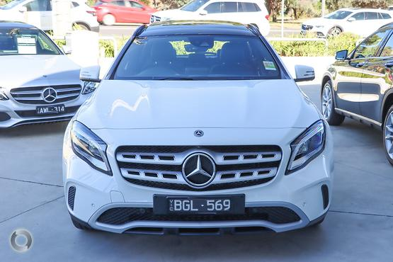 2019 Mercedes-Benz GLA 180