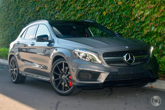 2015 Mercedes-Benz GLA 45