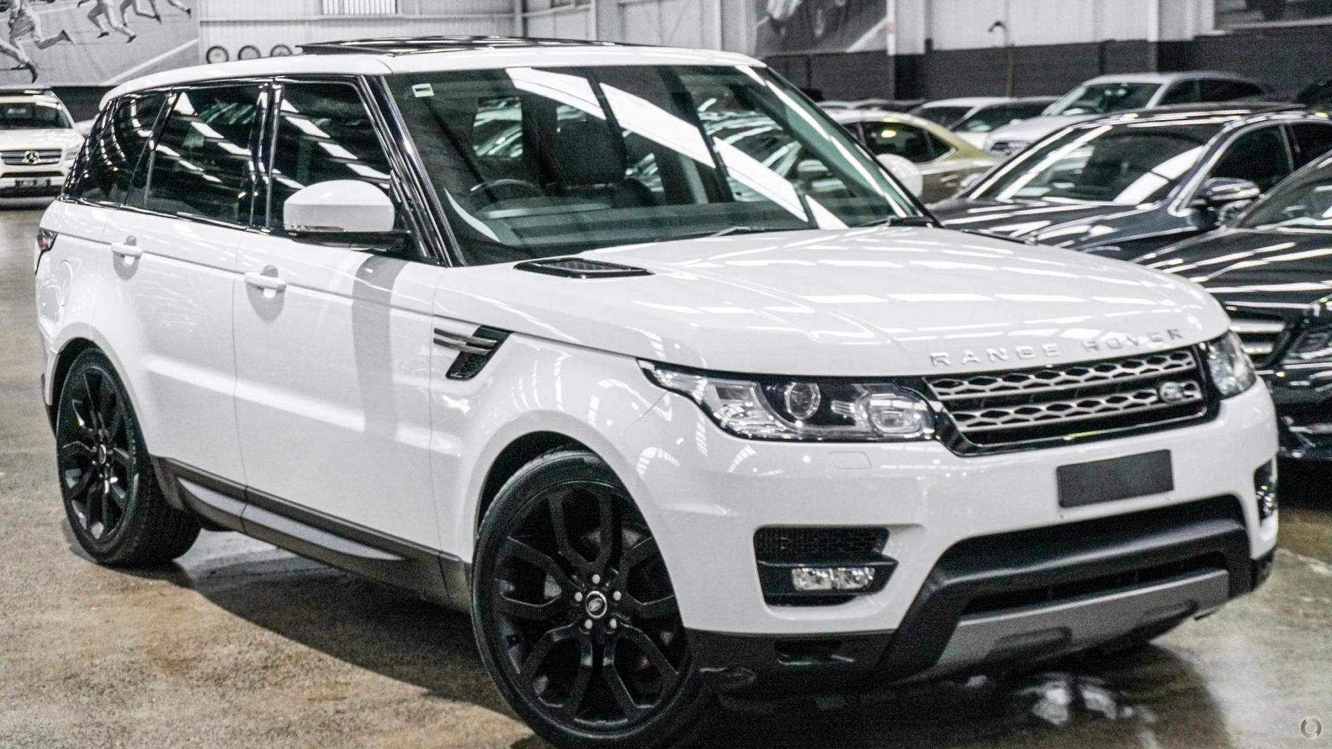 2014 Land Rover Range Rover Sport L494