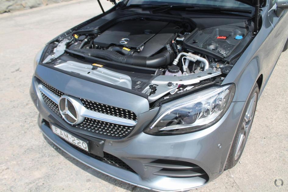 2018 Mercedes-Benz C 200 Coupé