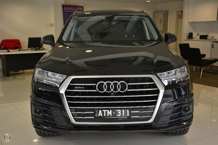 2018 Audi Q7 TDI 4M - Barry Bourke
