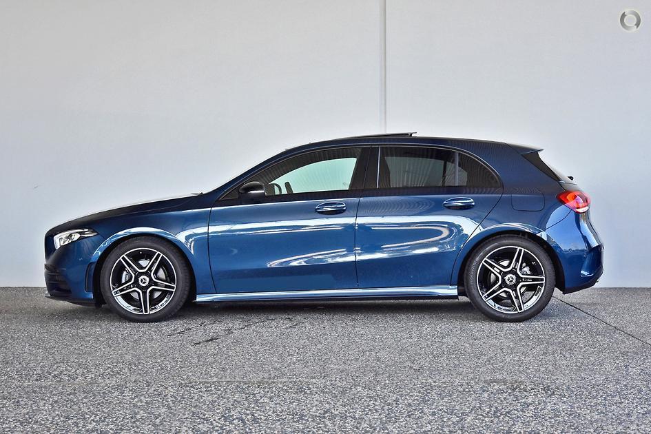 2019 Mercedes-Benz A 180 Hatch