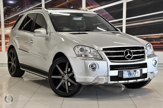 2010 Mercedes-Benz ML350 CDI BlueEFFICIENCY AMG Sports  W164