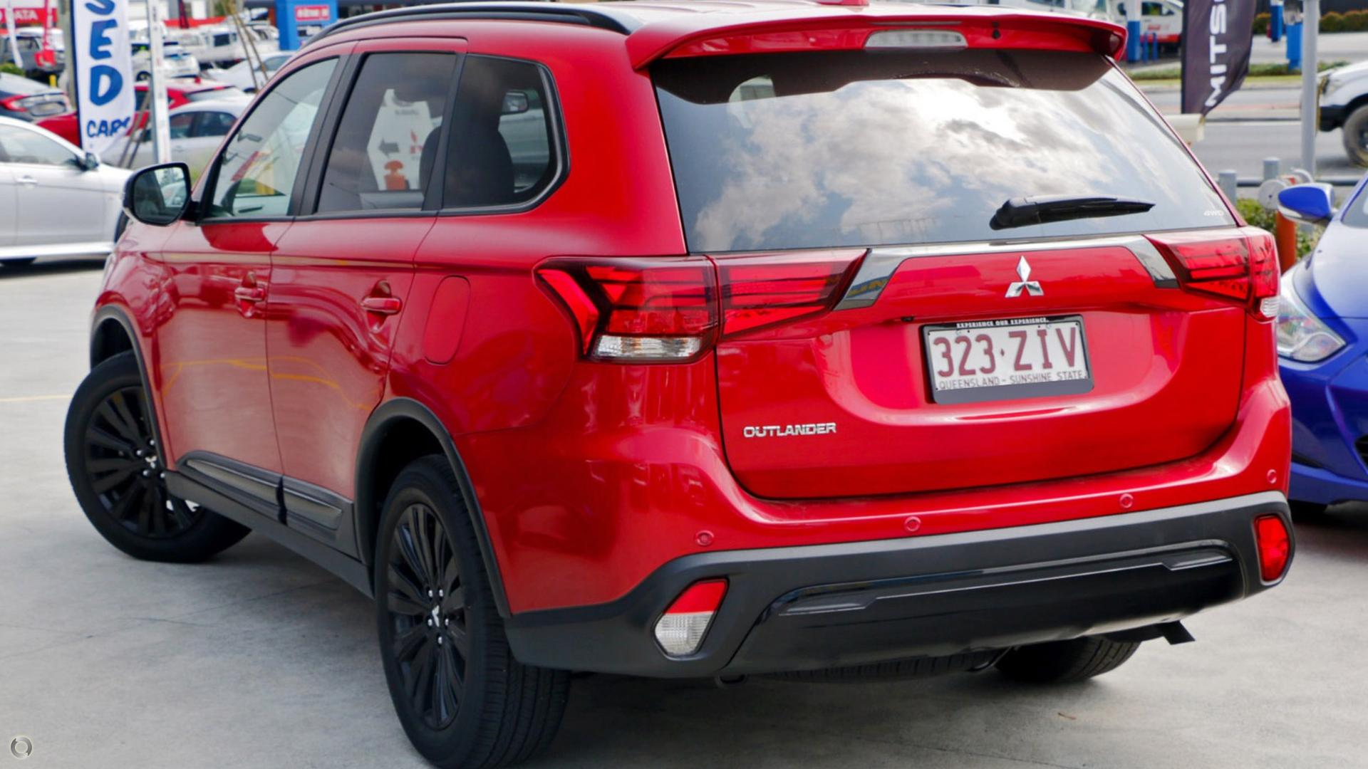 2019 Mitsubishi Outlander Black Edition ZL