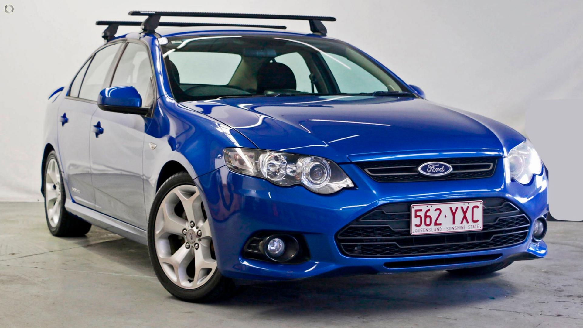2012 Ford Falcon XR6 FG MkII