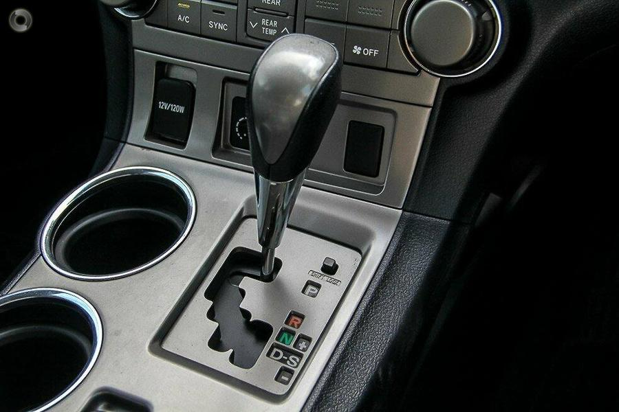 2009 Toyota Kluger KX-R GSU45R