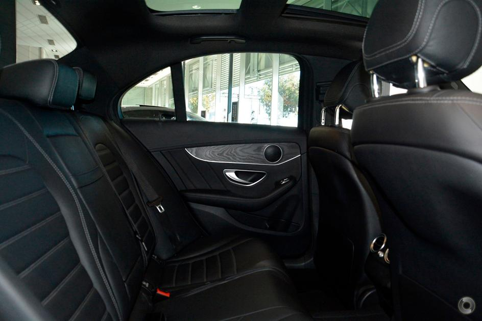 2014 Mercedes-Benz C 250 BLUETEC Sedan