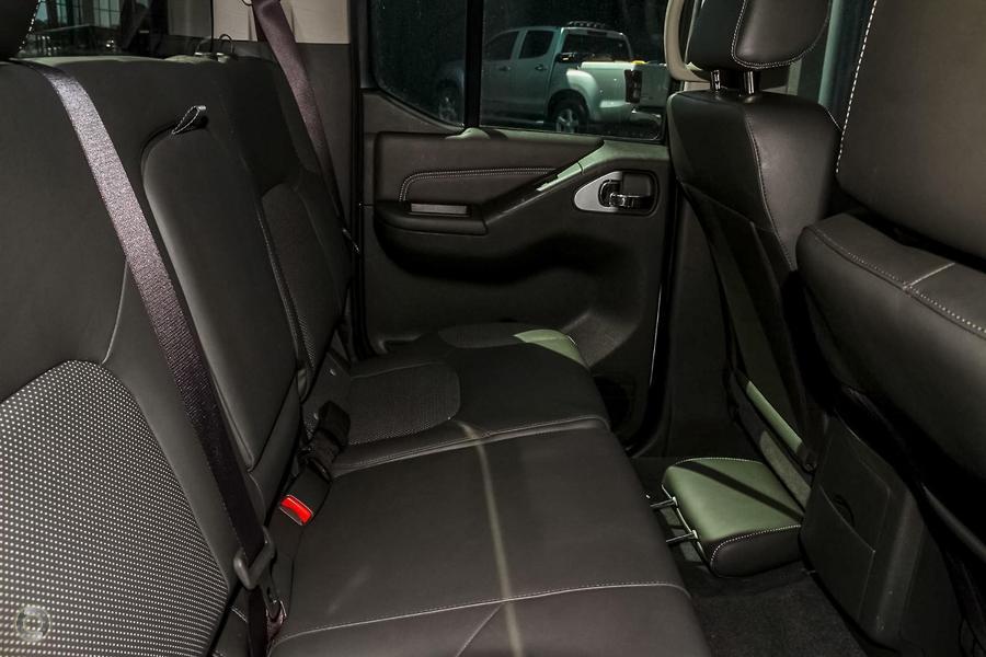 2014 Nissan Navara Titanium